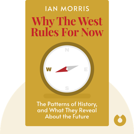 Why The West Rules – For Now by Ian Morris