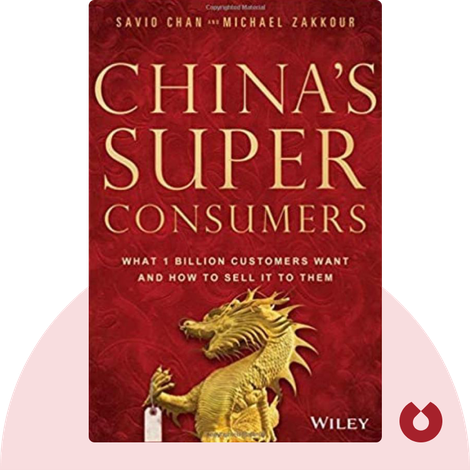 China's Super Consumers by Savio Chan and Michael Zakkour
