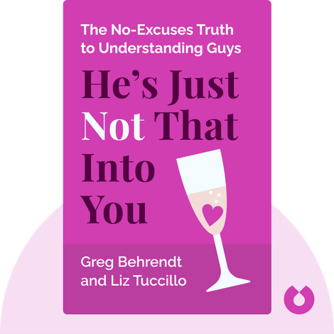 He's Just Not That Into You by Greg Behrendt and Liz Tuccillo