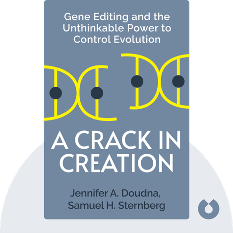 A Crack in Creation von Jennifer A. Doudna, Samuel H. Sternberg