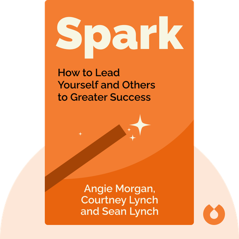 Spark by Angie Morgan, Courtney Lynch and Sean Lynch