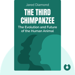 The Third Chimpanzee: The Evolution and Future of the Human Animal von Jared Diamond