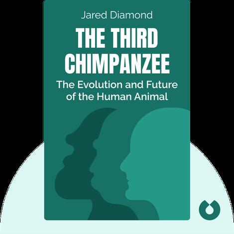 The Third Chimpanzee von Jared Diamond