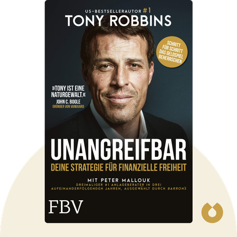 Unangreifbar by Tony Robbins