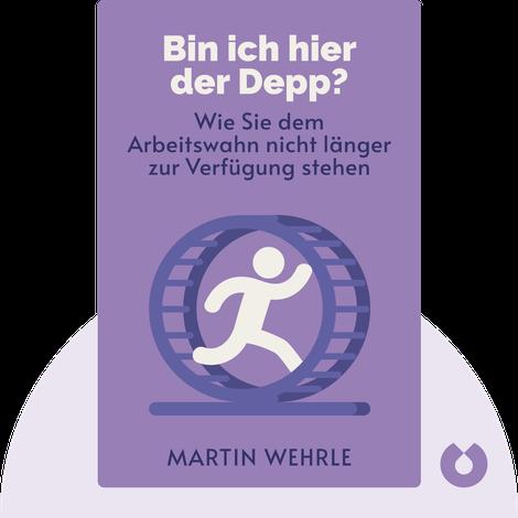 Bin ich hier der Depp? by Martin Wehrle