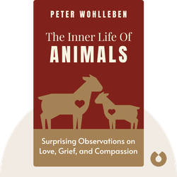 The Inner Life of Animals: Love, Grief, and Compassion – Surprising Observations of a Hidden World von Peter Wohlleben