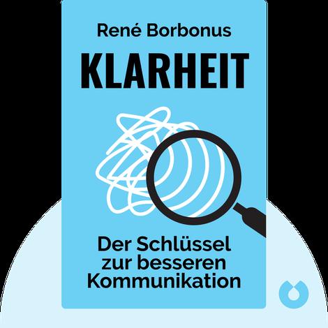 Klarheit by René Borbonus