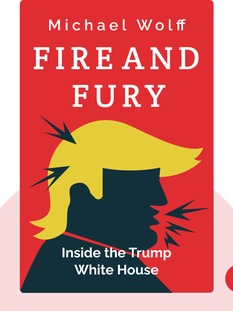 Fire and Fury: Inside the Trump White House von Michael Wolff