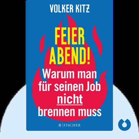 Feierabend! by Volker Kitz