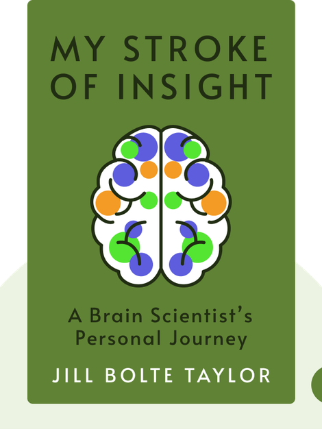 My Stroke of Insight: A Brain Scientist's Personal Journey von Jill Bolte Taylor