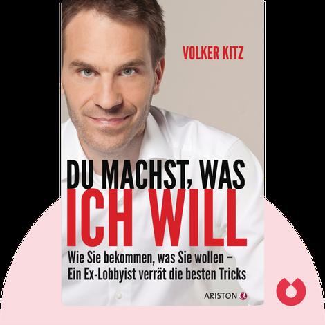 Du machst, was ich will von Volker Kitz