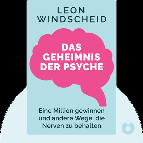 Das Geheimnis der Psyche von Leon Windscheid