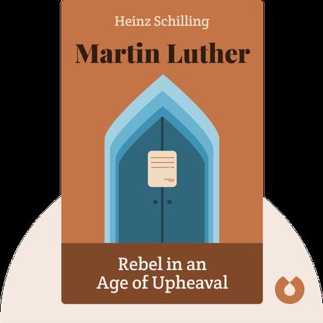 Martin Luther von Heinz Schilling