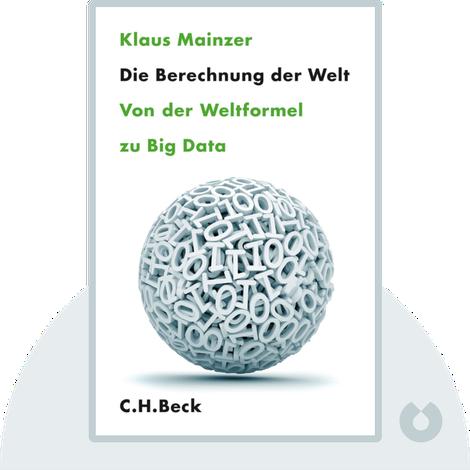 Die Berechnung der Welt von Klaus Mainzer