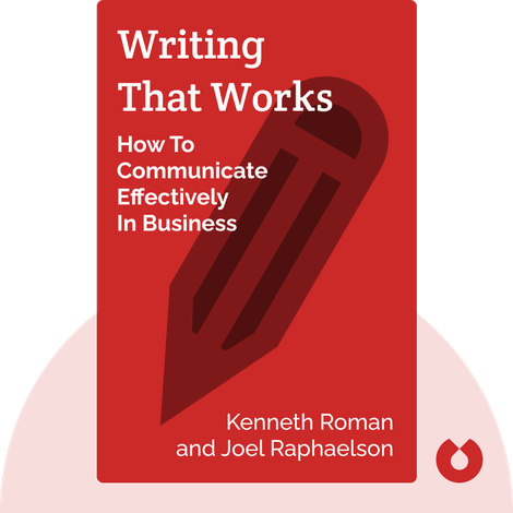 Writing That Works by Kenneth Roman and Joel Raphaelson