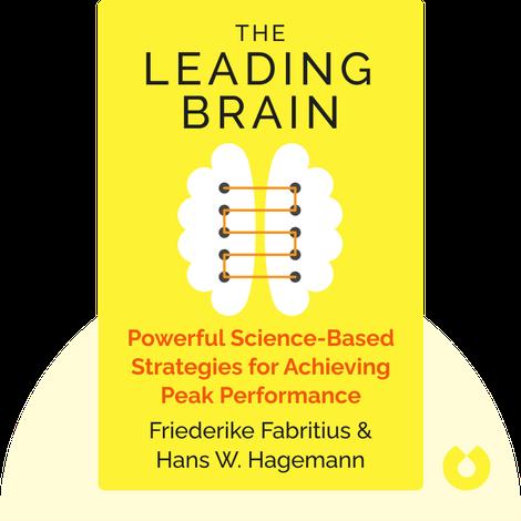 The Leading Brain by Friederike Fabritius & Hans W. Hagemann