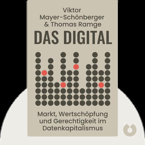 Das Digital by Viktor Mayer-Schönberger & Thomas Ramge
