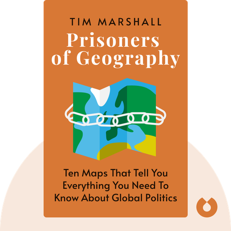 Prisoners of Geography von Tim Marshall