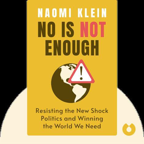 No Is Not Enough von Naomi Klein