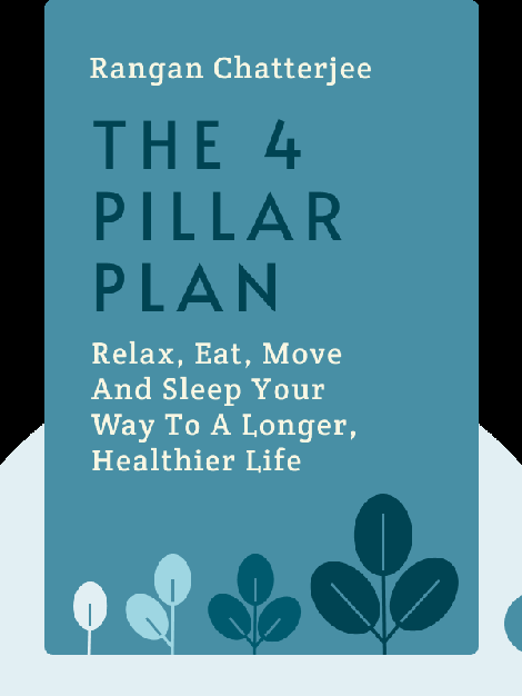 The 4 Pillar Plan: How to Relax, Eat, Move and Sleep Your Way to a Longer, Healthier Life by Rangan Chatterjee