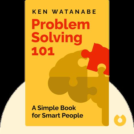 Problem Solving 101 von Ken Watanabe