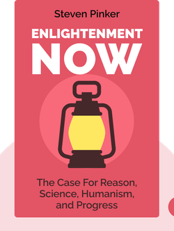 Enlightenment Now: The Case For Reason, Science, Humanism, and Progress von Steven Pinker