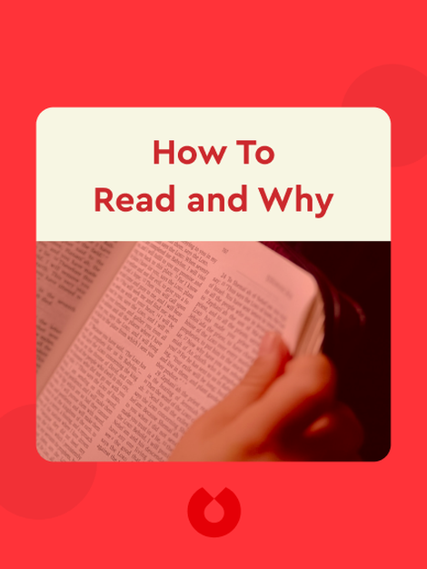 How To Read and Why von Harold Bloom