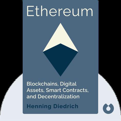 Ethereum by Henning Diedrich