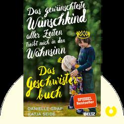 Das gewünschteste Wunschkind aller Zeiten treibt mich in den Wahnsinn: Der entspannte Weg durch Trotzphasen by Danielle Graf & Katja Seide