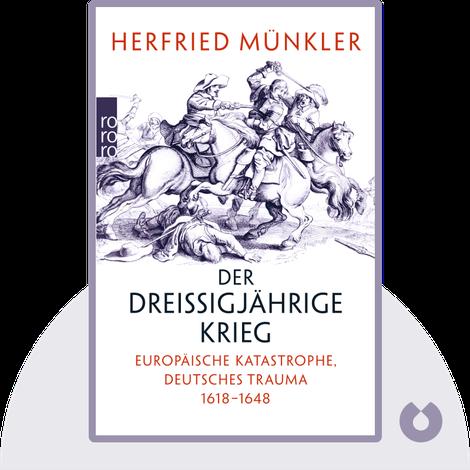 Der Dreißigjährige Krieg by Herfried Münkler