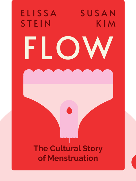 Flow: The Cultural Story of Menstruation von Elissa Stein and Susan Kim
