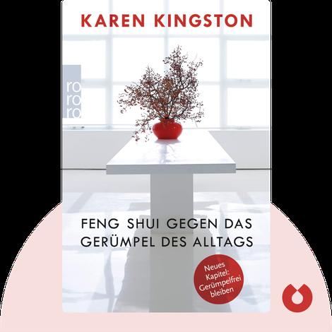 Feng Shui gegen das Gerümpel des Alltags von Karen Kingston