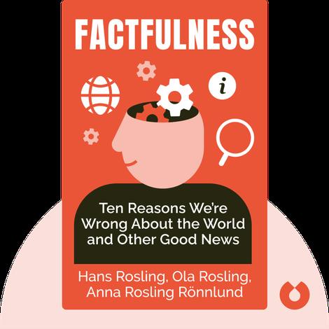 Factfulness von Hans Rosling, Ola Rosling, Anna Rosling Rönnlund
