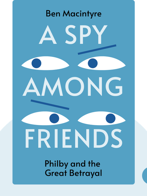 A Spy Among Friends: Philby and the Great Betrayal by Ben Macintyre