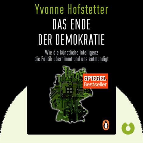 Das Ende der Demokratie by Yvonne Hofstetter