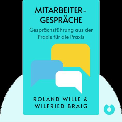 Mitarbeitergespräche by Roland Wille & Wilfried Braig