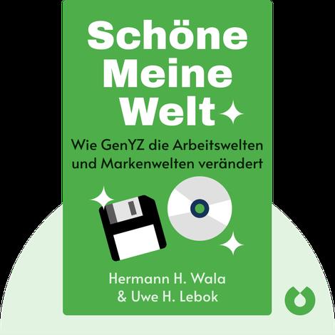 Schöne Meine Welt von Hermann H. Wala & Uwe H. Lebok