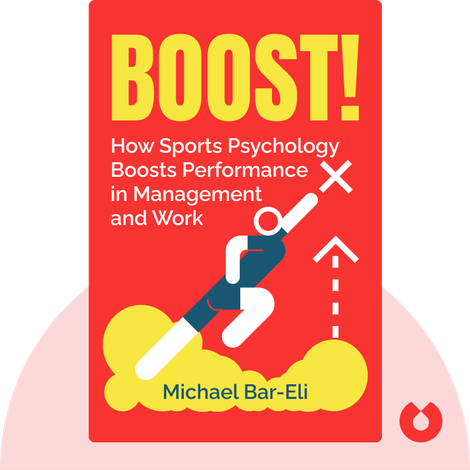 Boost! by Michael Bar-Eli