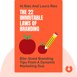 The 22 Immutable Laws of Branding von Al Ries and Laura Ries