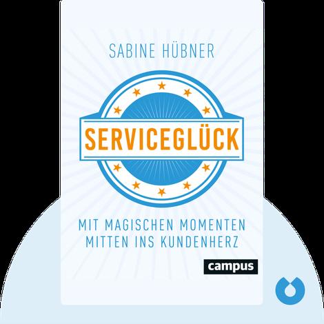 Serviceglück von Sabine Hübner
