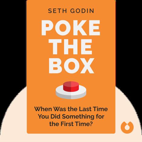 Poke the Box by Seth Godin