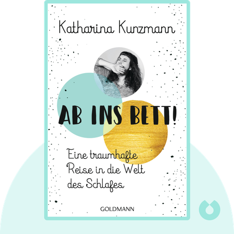 Ab ins Bett! by Katharina Kunzmann