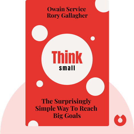 Think Small by Owain Service & Rory Gallagher