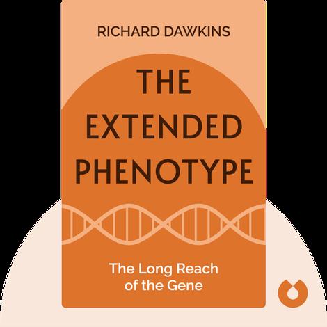 The Extended Phenotype von Richard Dawkins