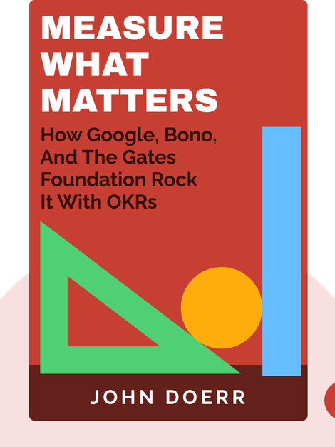 Measure What Matters: How Google, Bono, and the Gates Foundation Rock the World with OKRs von John Doerr