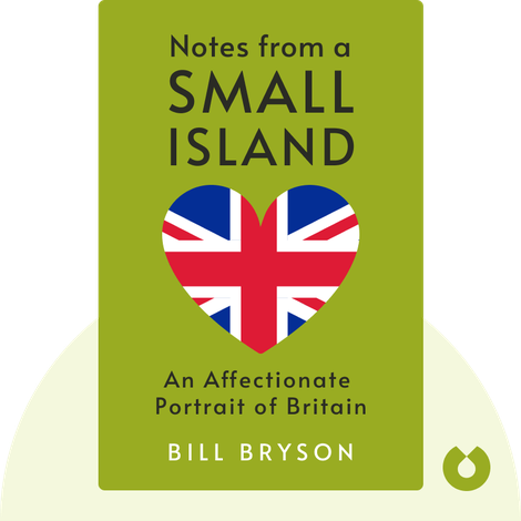 Notes from a Small Island von Bill Bryson