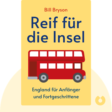 Reif für die Insel by Bill Bryson