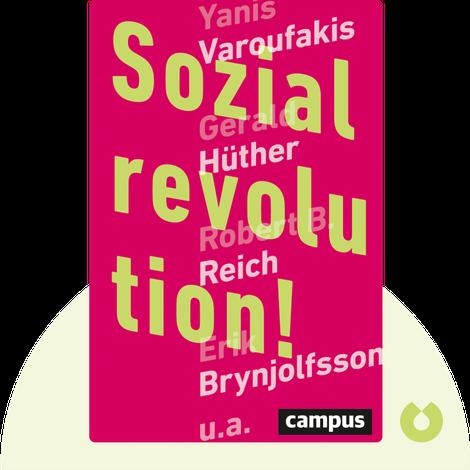 Sozialrevolution! von Börries Hornemann & Armin Steuernagel (Hrsg.)