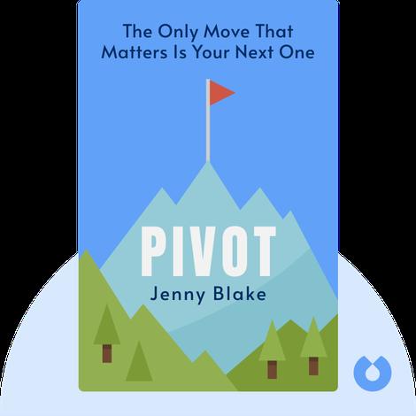 Pivot von Jenny Blake