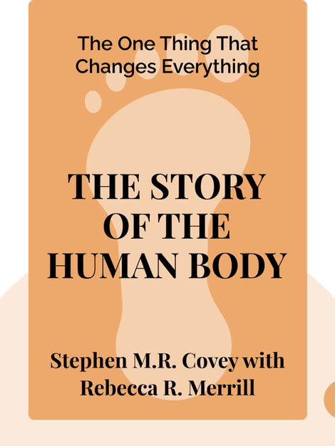 The Story of the Human Body: Evolution, Health, and Disease by Daniel Lieberman